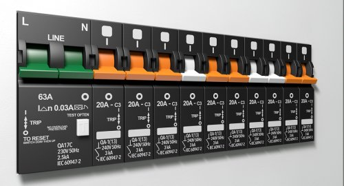 Circuit breaker & fuse differences by Delta Electric